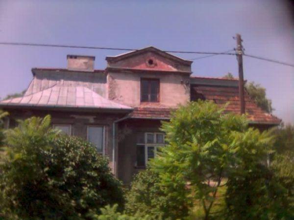 Tak w 2007 roku wyglądała willa, w której podczas okupacji mieszkał Amon Göth.
