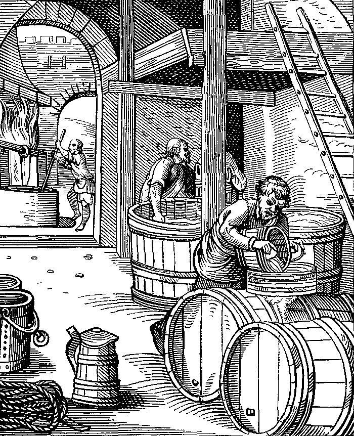"""""""Czarownica"""" z Chwaliszewa koło Poznania trafiła w 1511 roku na stos za rzekome zniszczenie kilku browarów za pomocą uroków."""