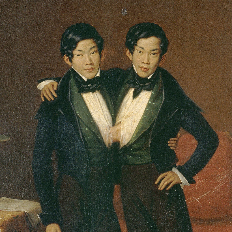 Bracia Chang i Eng zdobyli w USA ogromną popularność.