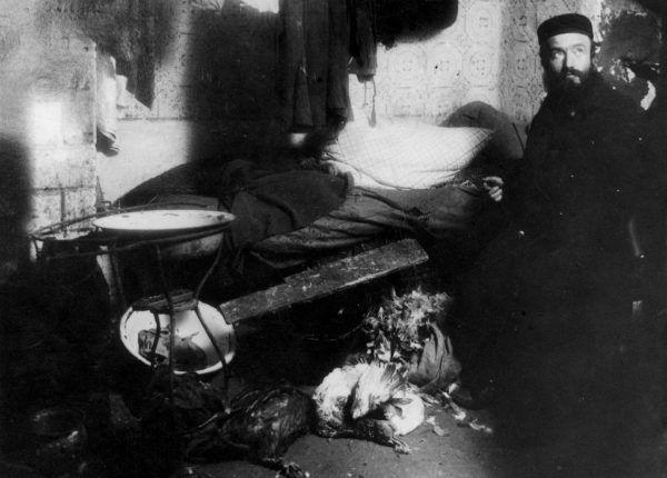 Oprawcy Dirlewangera dopuścili się wielu zbrodni na żydowskiej ludności Lublina. Zdjęcie poglądowe.