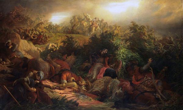 Zwycięstwo Turków pod Mohaczem w 1526 roku także było zasługą janczarów.