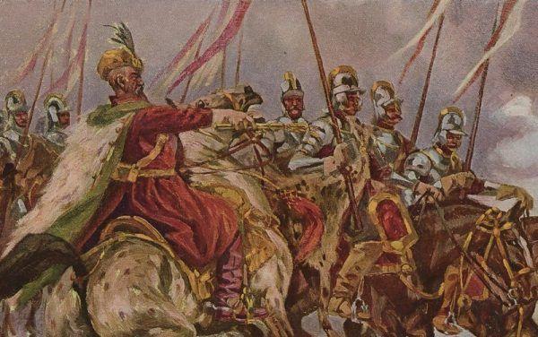 Źródłem bogactwa Stefana Czarnieckiego była służba wojskowa.