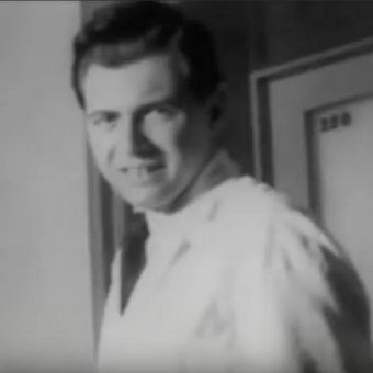 Czym zajmował się Josef Mengele zanim wybuchła wojna? Na ilustracji kadr z filmu dokumentalnego