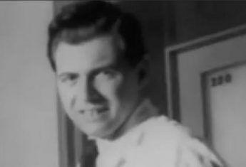 """Czym zajmował się Josef Mengele zanim wybuchła wojna? Na ilustracji kadr z filmu dokumentalnego """"Polowania na nazistów: Joseph Mengele""""."""