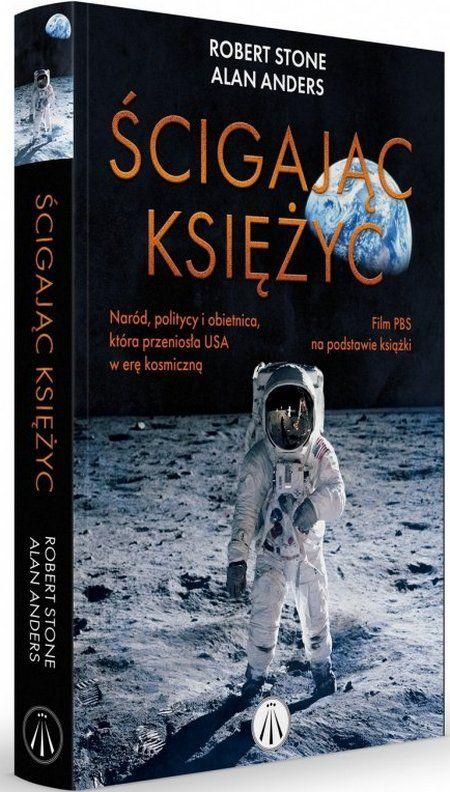 """Artykuł powstał między innymi w oparciu o książkę Roberta Stone'a i Alana Andersa pod tytułem """"Ścigając Księżyc"""" (Bez Fikcji 2019)."""