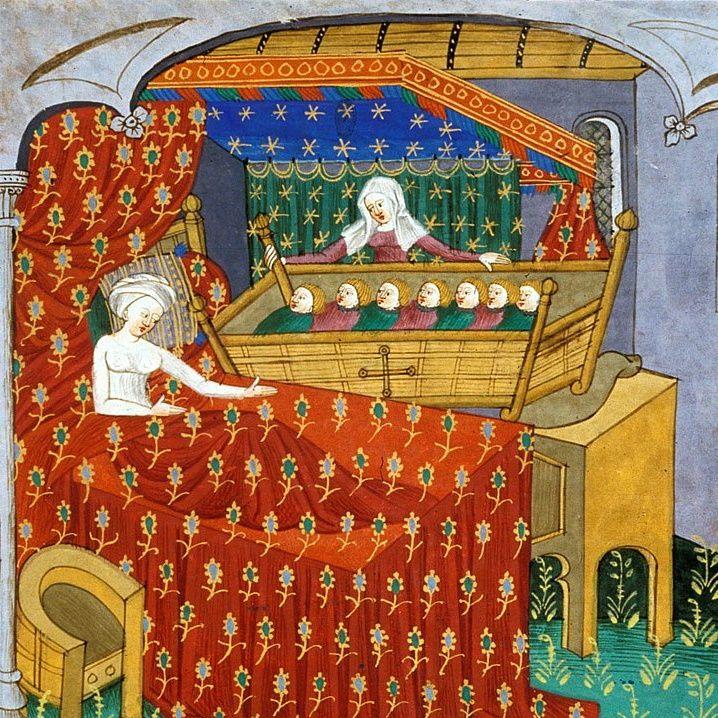 Seks w średniowieczu miał służyć przede wszystkim prokreacji.