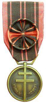 Za swoją działalność Andrée Peel została odznaczona m.in. Medalem Ruchu Oporu