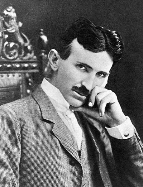 Nikola Tesla geniusz i ekscentryk