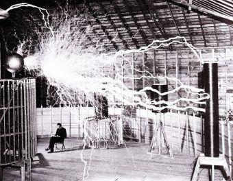 Nikola Tesla był jednym z największych geniuszy