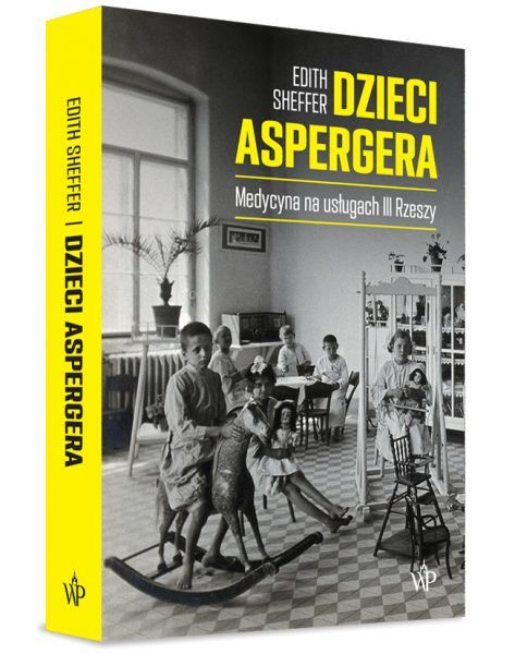 """Artykuł powstał m.in. w oparciu o książkę Edith Sheffer """"Dzieci Aspergera"""", która ukazała się właśnie nakładem Wydawnictwa Poznańskiego."""
