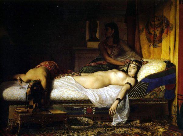 """""""Śmierć Kleopatry"""""""