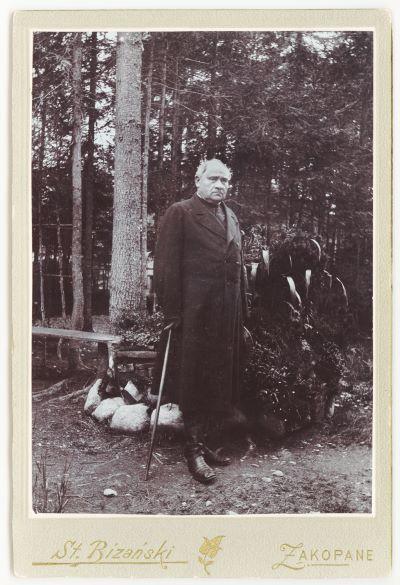 Pierwszy proboszcz Zakopanego ksiądz Józef Stolarczyk zdobył ogromną sympatię i posłuch pośród górali.