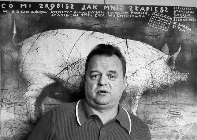 Stanisław Bareja żył w epoce bareizmów