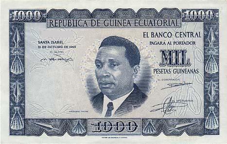 Francisco Macías Nguema był jednym z najbardziej okrutnych dyktatorów w Afryce