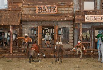 Pierwszy napad na bank przyczynił się do walki o prawa człowieka. Zdjęcie poglądowe.