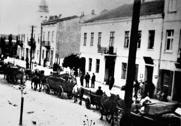 Archiwalne zdjecia z Belchatowa z lat 1925 1941