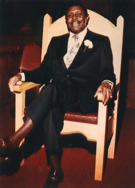 Wielebny C. L. Franklin, ojciec Arethy Franklin
