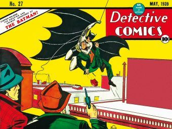 Fragment okładki komiksu