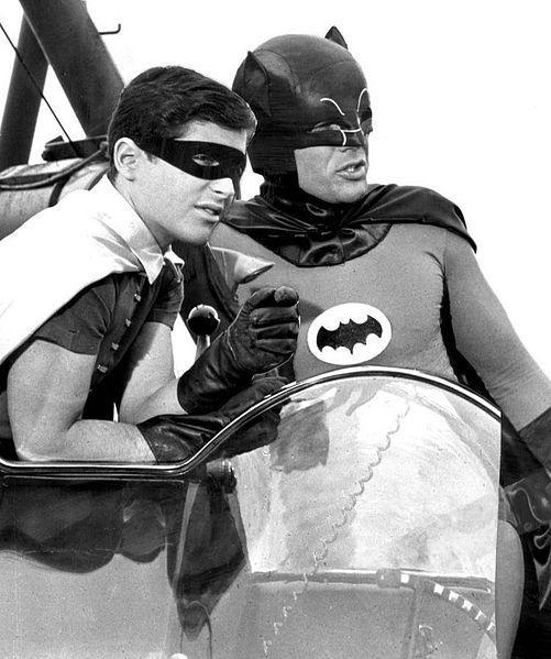 Batman i Robin do dziś pozostają kultowymi bohaterami