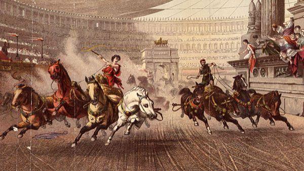 Konstantynopol stał się areną krwawych zamieszek z powodu… wyścigu rydwanów. Zdjęcie poglądowe.