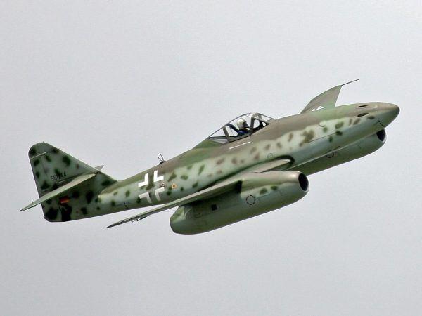 Replika Messerschmitta Me 2. Zdjęcie poglądowe.