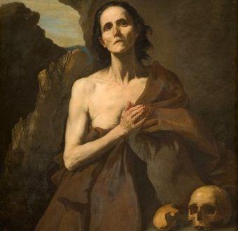Ribera marie égyptienne musée Fabre
