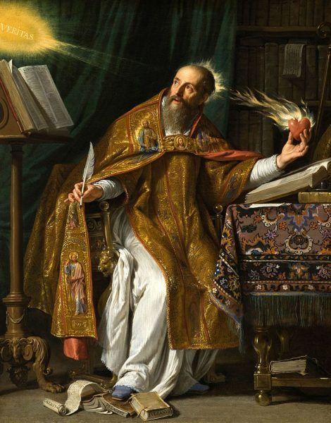 Św. Augustyn lubił mawiać