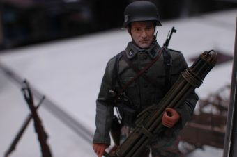 Figurka w skali 1/6 tzw. Action Man
