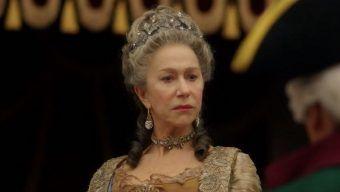 Helen Mirren jako Katarzyna Wielka