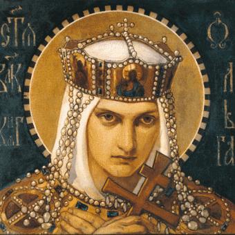 Św. Olga morderczyni