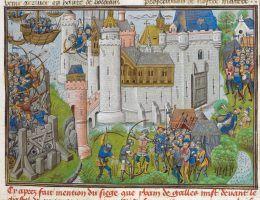 Zdobycie średniowiecznego zamku wcale nie było proste!