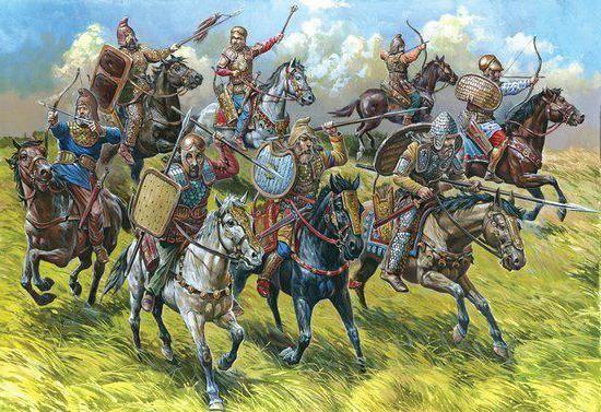 Scytowie zamieszkiwali również ziemie polskie