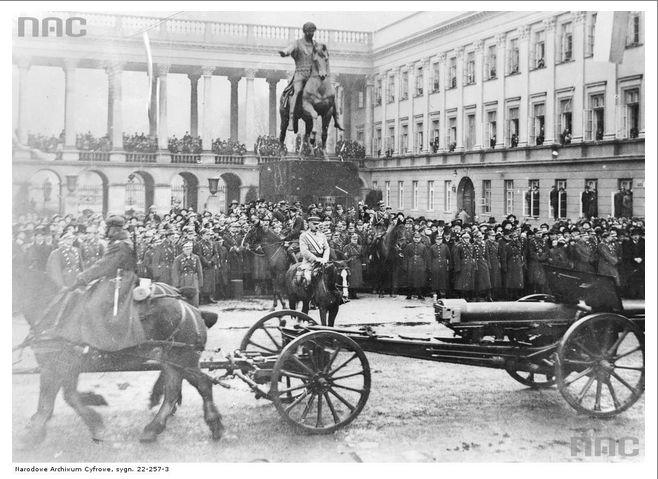 Obchody Święta Niepodległości 11 listopada 1926