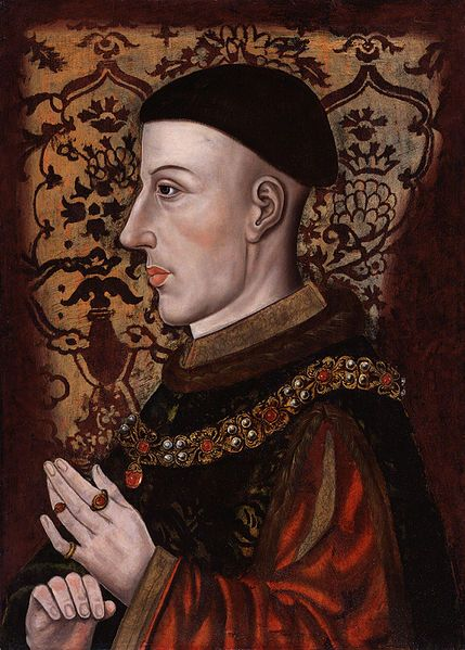 Henryk V jest bohaterem filmu