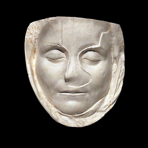 Maska pośmiertna