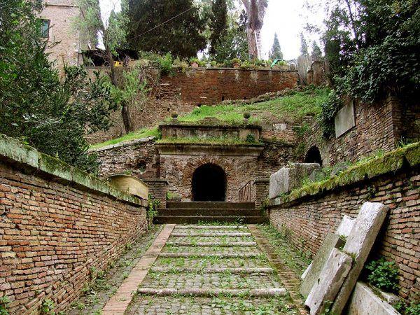 Grobowiec Scypionów przy Via Appia