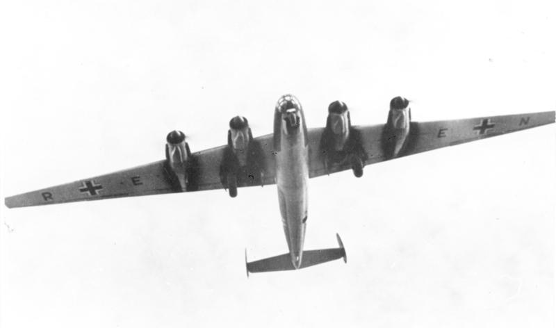 Messerschmitt Me 264 V1 2/264