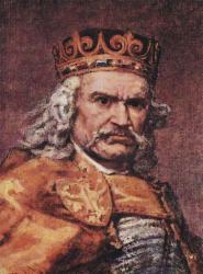 Po koronacji Władysława Łokietka do korony polskiej rościły sobie prawo trzy osoby