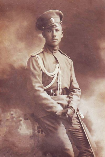 Vladimir Karpovich Kotlinsky dowódca obrony twierdzy