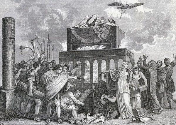 Pogrzeb cesarski