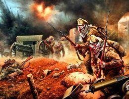 Obrona twierdzy Osowiec