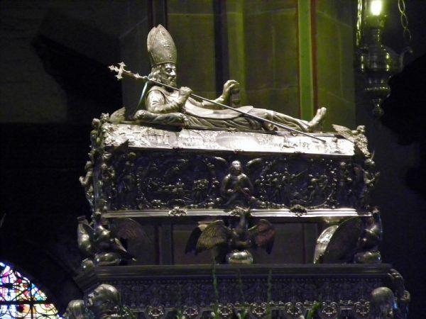 Brzetysław wywiózł z Polski ciało św. Wojciecha