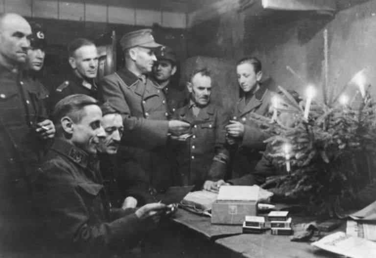 Żołnierze Volkssturmu (1944)