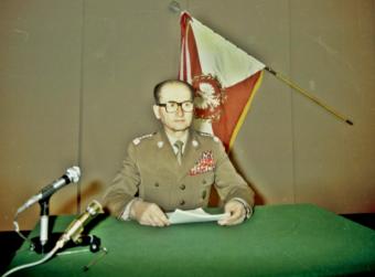 571px AGAD Gen. Wojciech jaruzelski 13 grudnia 1981