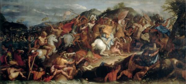 Bitwa nad Granikiem zapoczątkowała pasmo sukcesów w Azji