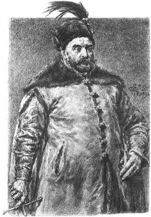 Stefan Batory zwyciężył wyścig o władzę