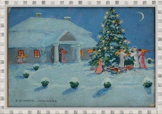 Ozdabianie choinki do dziś stanowi jedną z ważniejszych świątecznych tradycji