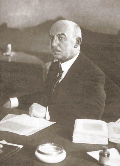 Gabriel Narutowicz zrezygnował z intratnej posady na emigracji by wrócić do Polski