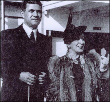 Kapitan Fritz Wiedemann i księżniczka Stephanie von Hohenlohe