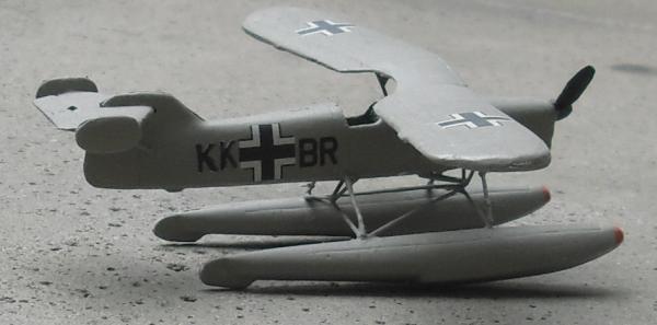 Samolot Ardo 231 okazał się niestabilny i niebezpieczny